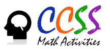 CCSS Math Activities